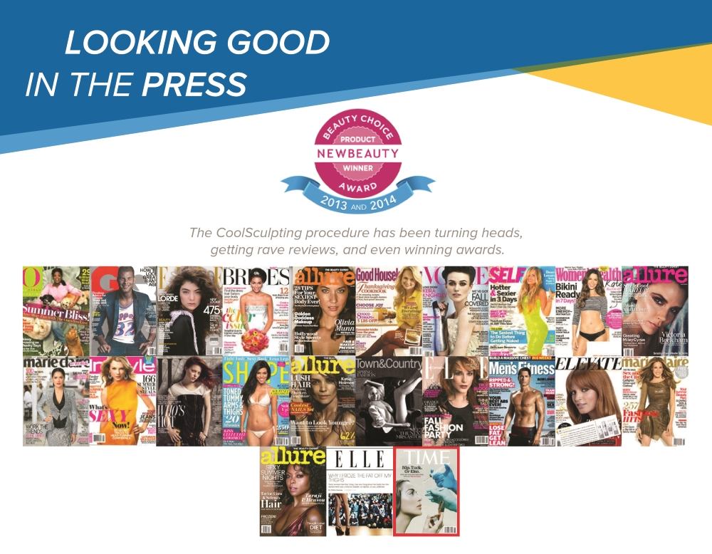 CoolSculpting-In-The-Press